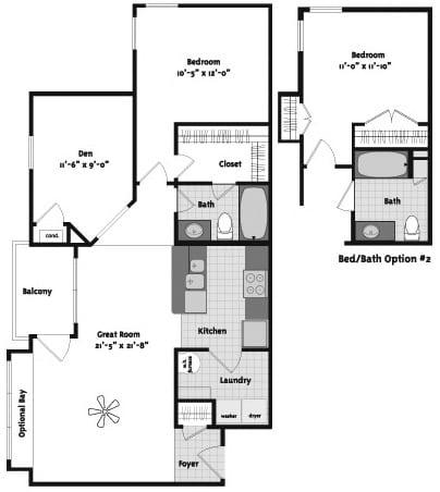 Bedroom Apartments In Cincinnati Ohio