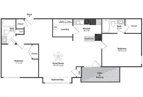 Floor Plans Amp Pricing Centennial Station In Hyde Park Oh