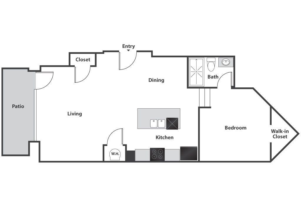 Floor Plans Pricing East 8 Lofts Cincinnati Apartments