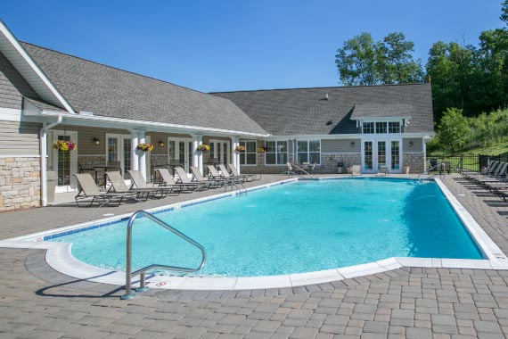 Water's Bend Amenity - Swimming Pool