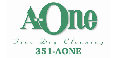 A-One Fine Dry Cleaning Logo