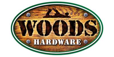 Woods Acme Hardware Logo