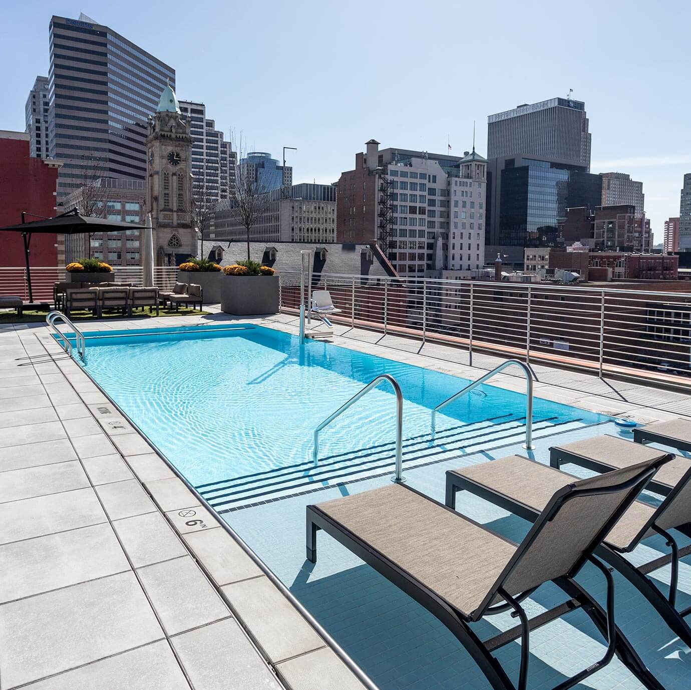 Downtown Cincinnati Apartments: Downtown Cincinnati Apartment Location